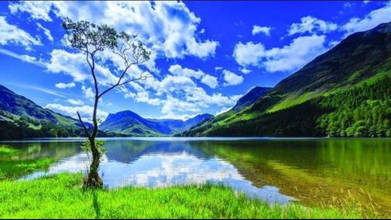 Northern Lake District through a lens