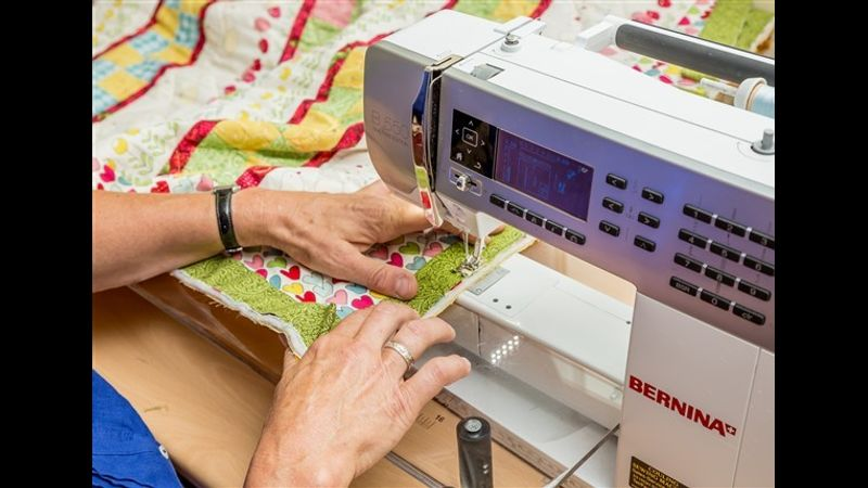 Quilt teaching Herefordshire