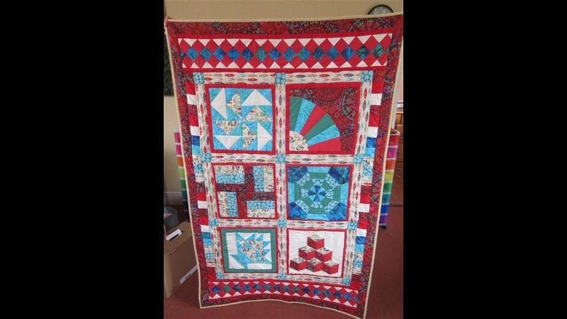 Herefordshire quilt teaching workshops