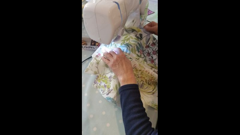 Leat to use your sewing machine course at the Craft studio in Pewsey