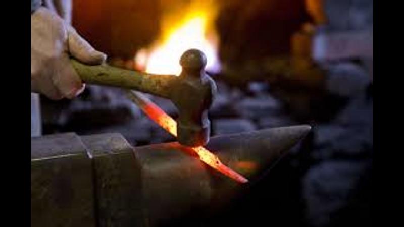 Blacksmithing courses at Acton Scott