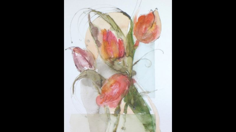 Loose Botanicals with Lyn Evans ..a Quirky Workshop