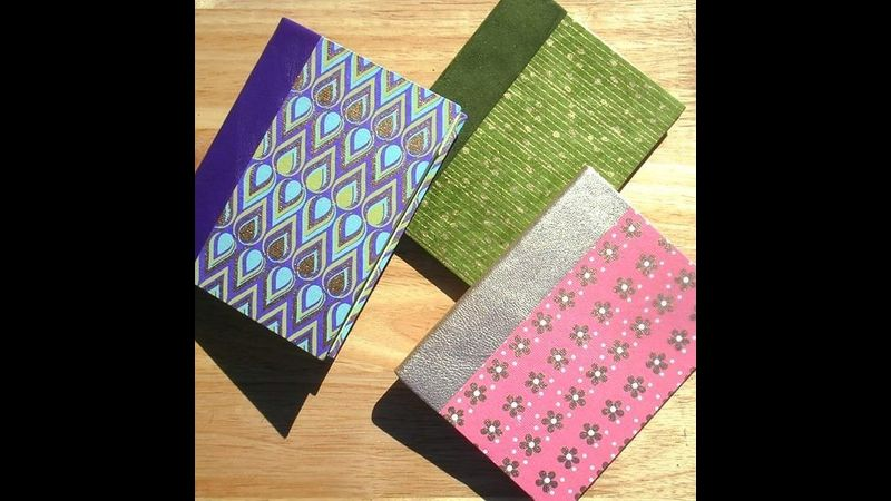 Holly Serjeant - Craft Bookbinding