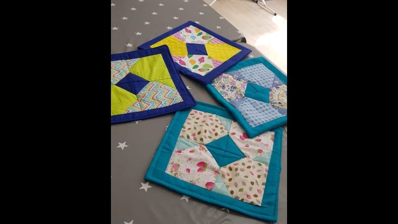 Quilting workshop with Craft My Day