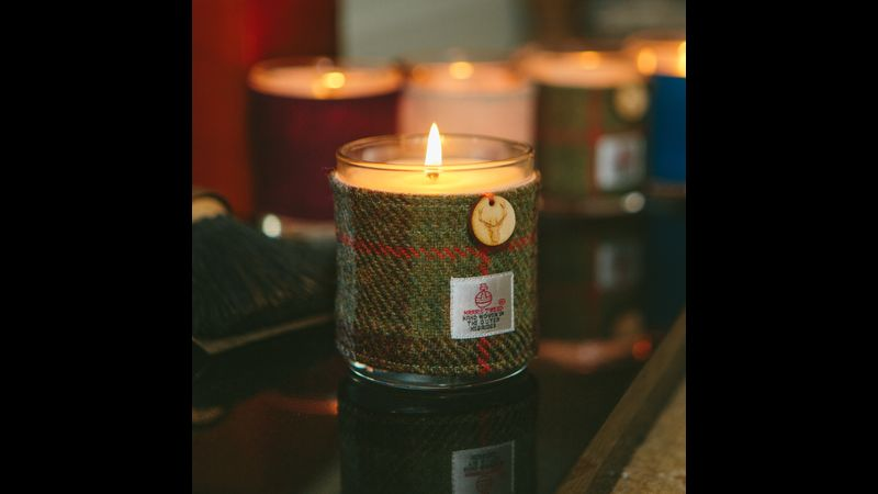 candle harris tweed