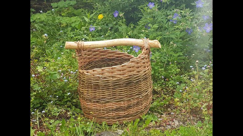 Asymmetric basket
