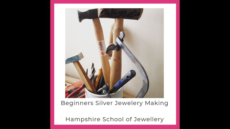Beginners Silver Jewellery Making - Join us for our 10 week course