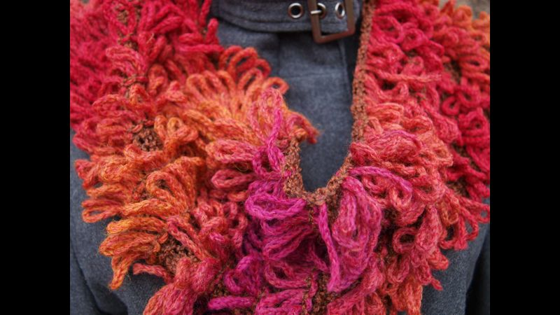 Design & knit your own accessories