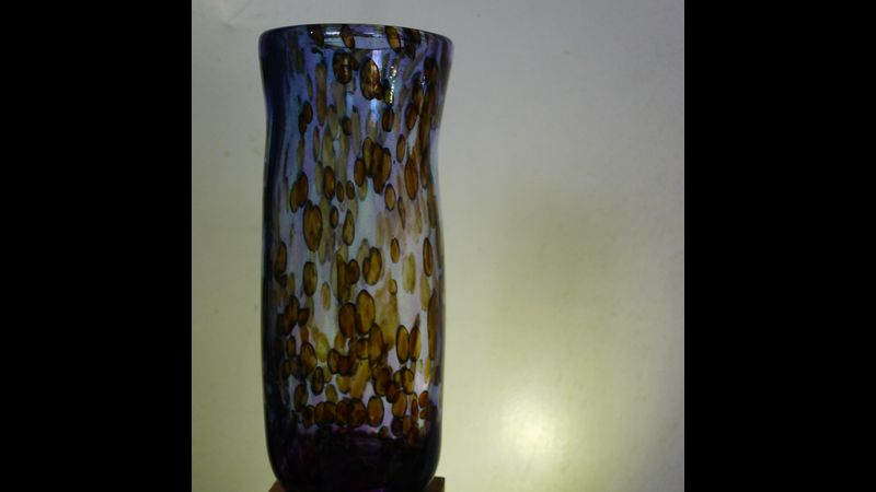 Vase made by a student