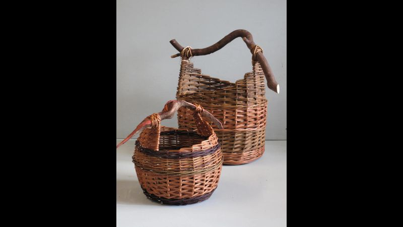 Bountiful Basket Workshop at our traditional farm in the Lake District National Park