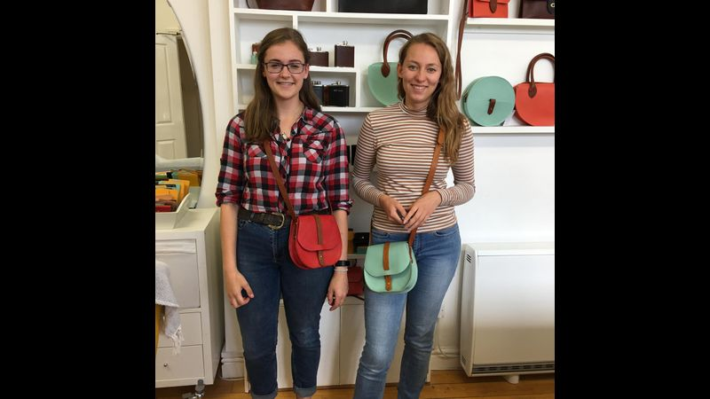 Saddle Bag workshop