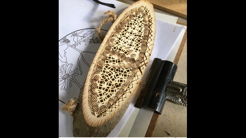 Pyrography workshop - one day