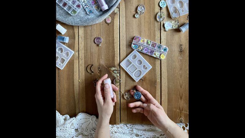Resin Jewellery Tools