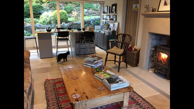 Welcome to The Slipper Studio on the edge of the Peak District in Derbyshire.