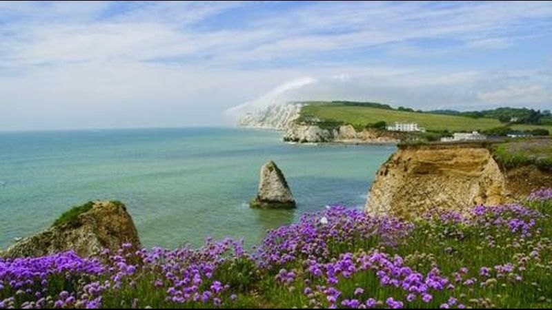 Isle of Wight through a lens