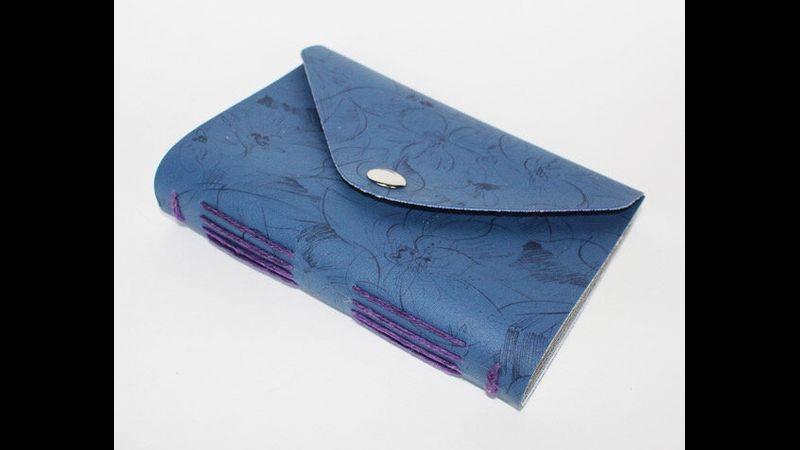 Long stitch bookbinding