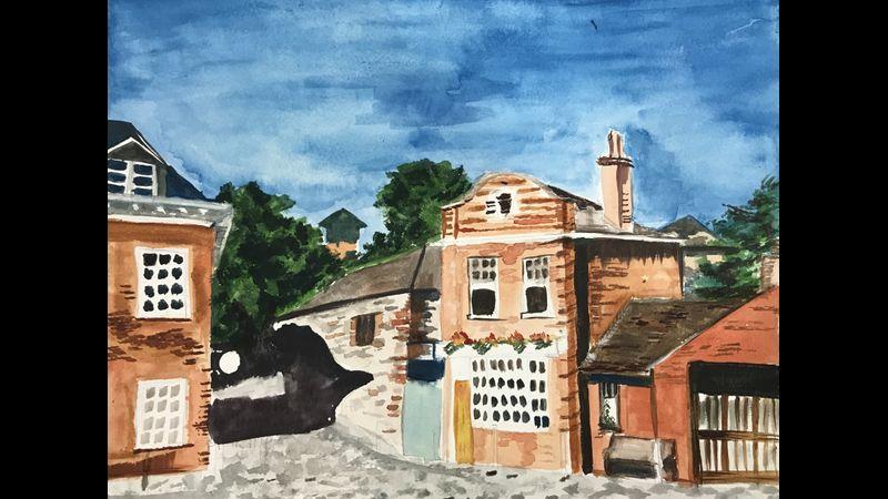 ColourWheel art classes, Topsham Exeter
