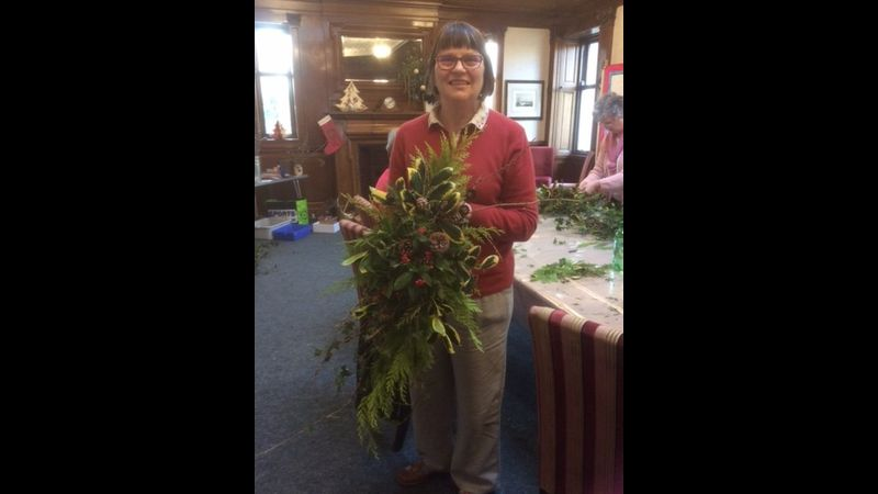 Christmas Crafts Break at Gartmore House