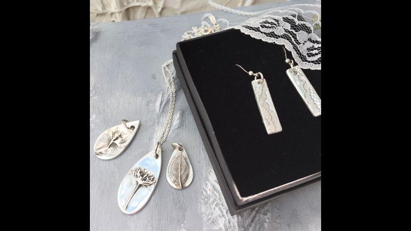 Nature Fine Silver Jewellery