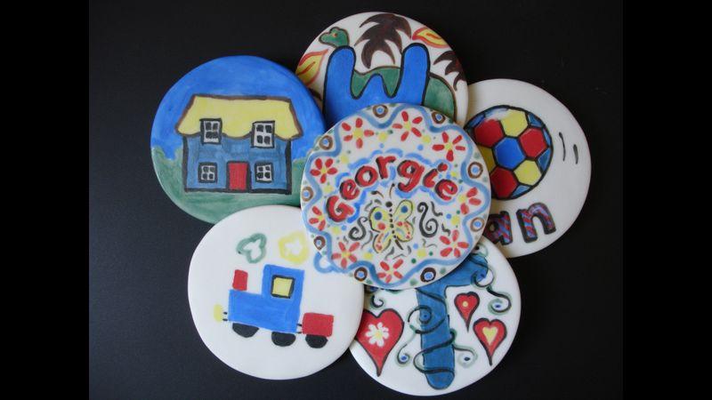 Coasters & Name Plaques