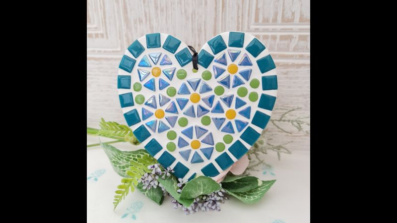 Forget-Me-Not Heart Kit