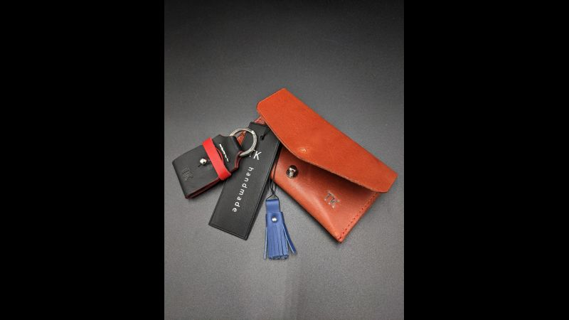 Small leather goods workshop 1