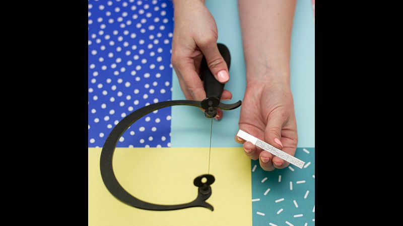 Learn to make a patterned silver ring at The JQ Set Birmingham West Midlands