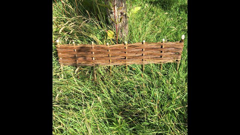 Willow Edging Hurdle