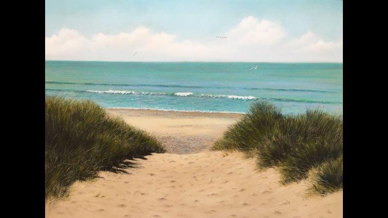 Beach Scene Module 5