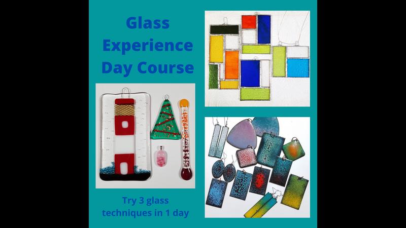 3 glass crafts in 1