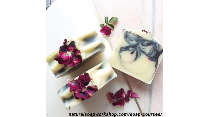 Diploma in Natural Soap Making Course