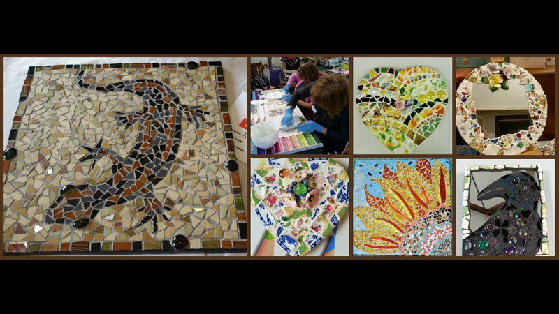 Mosaic Making Workshop