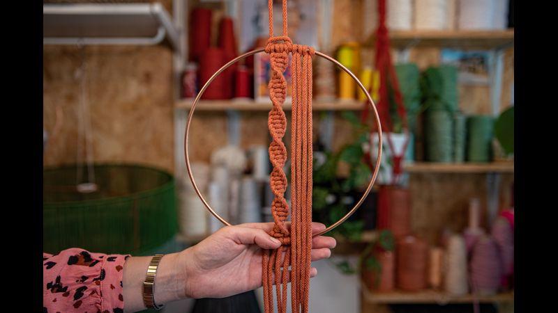 Spiral Knot