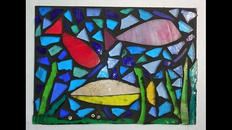 Glass Mosaic