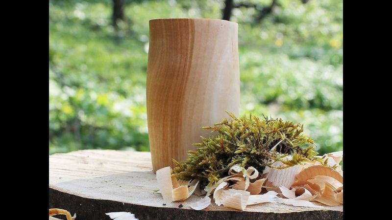 Willow natural design tumbler