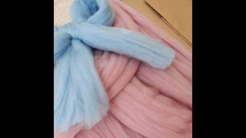 Arm Knit Wreath Online Workshop