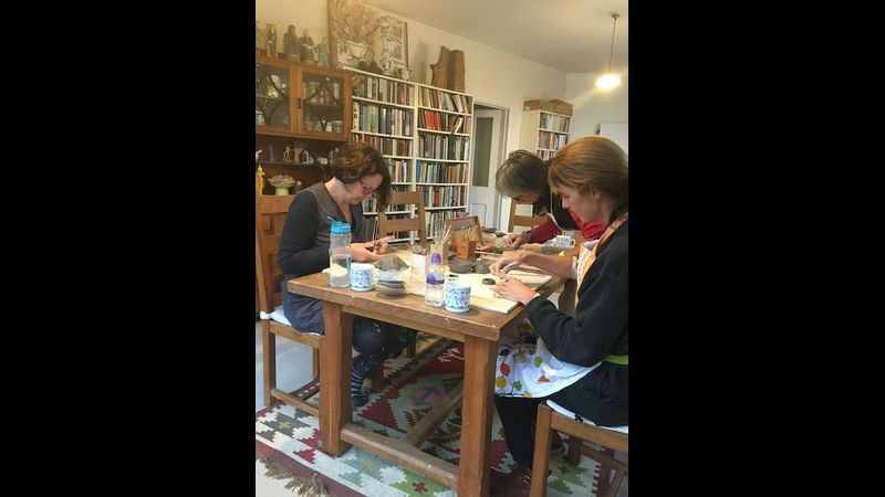 Sussex Pottery class