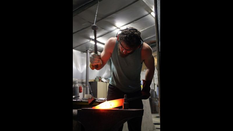 Blacksmiths Experience Day