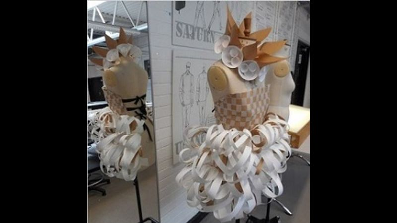 Fashion Design Portfolio For 15 17 Year Olds Nottingham Trent University Creative Craft And Artisan Courses And Workshops