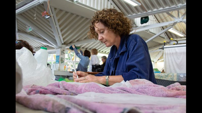 The Morley Textiles Foundation Diploma: Level 3 at Morley College London