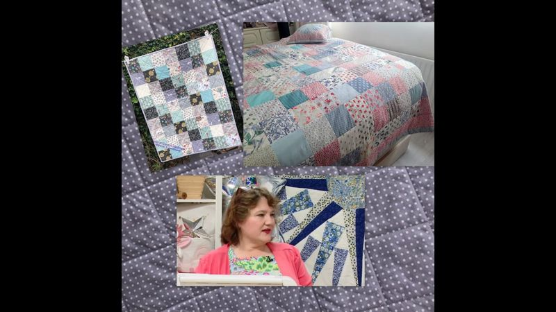 Learn how to quilt with Craft My Day