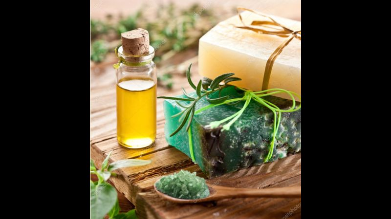 Lovely Olive Oil Soap