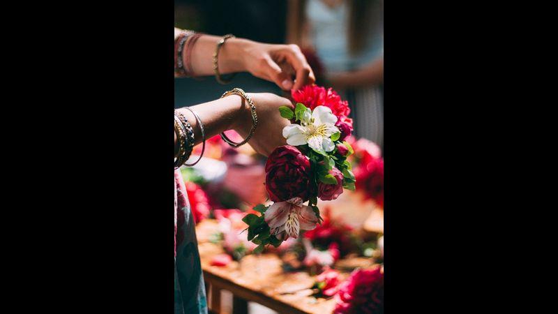 Floristry Taster Workshop