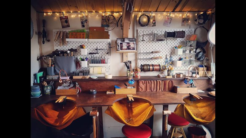 The Silversmithing Shed