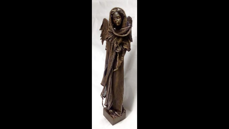 Angel Figure come create a figure choose from Angel, Fairy or an African Lady