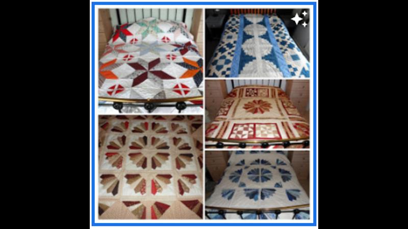 Alex O'Hara's Quilts