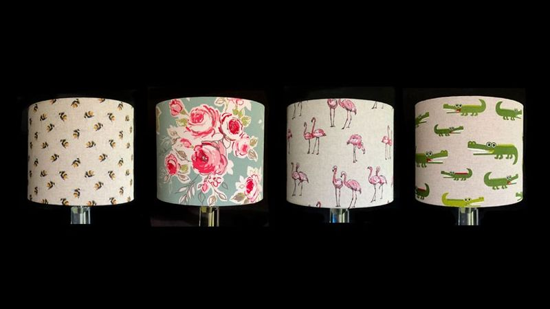 Lampshades by Albert Frederick Home