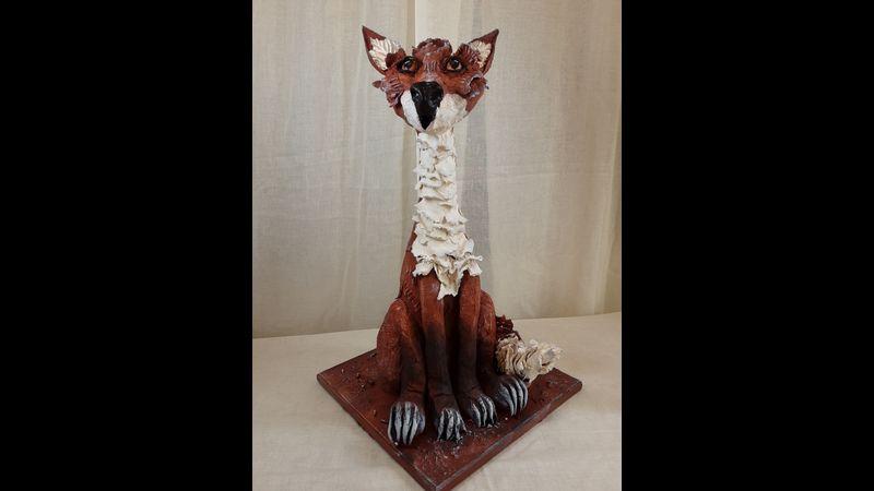 Frazer the Fox