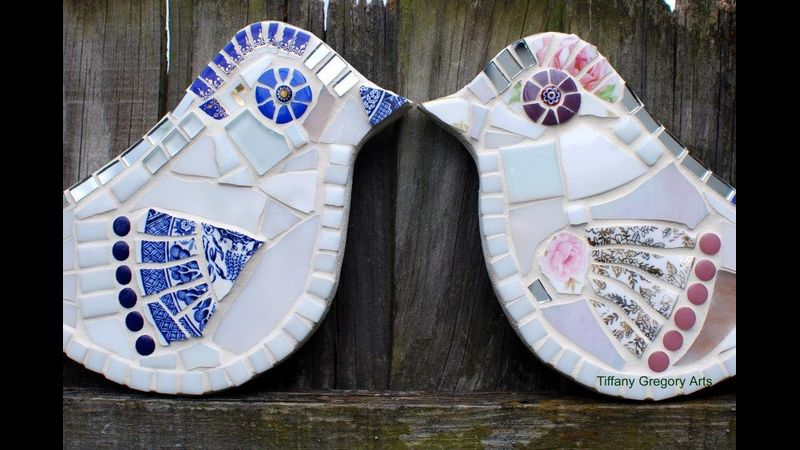 Mosaic workshop with Craft My Day