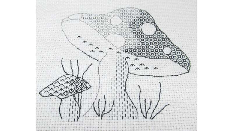 Blackwork course project